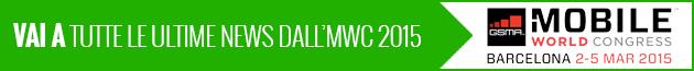 Segui tutte le news dell MWC 2016. Saremo li dal 20 al 25 febbraio