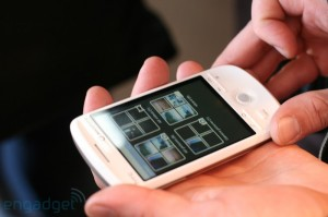 Htc G2 in video