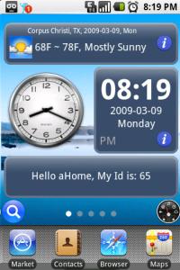 Cambiare la Home del vostro Android con aHome,OpenHome,dxTop