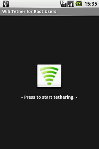 Android WiFi Tethering: come utilizzare la connessione 3G GPRS di Android HTC G1 e G2
