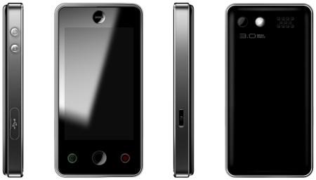 Xphone-SDK: nuovo Android Phone prodotto dalla Yuhua