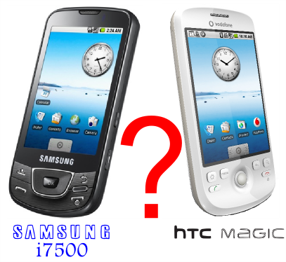 Samsung VS Magic . . . sfida all'ultimo millimetro!