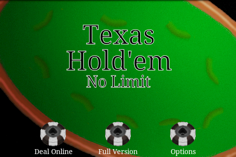 Il Texas Holdem Online Anche su Android!