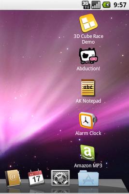 MacOSX su Android - O quasi ;)