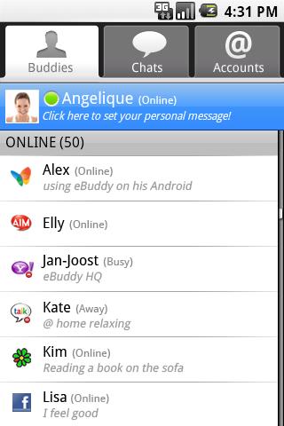 ebuddy_for_android_buddylist
