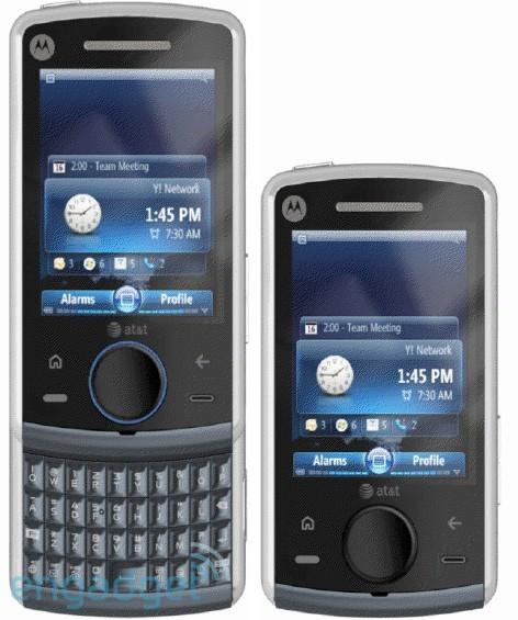 Da AT&T trapelano informazioni sul Motorola Heron