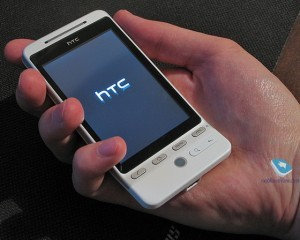 HTC Hero video By Hdblog.it