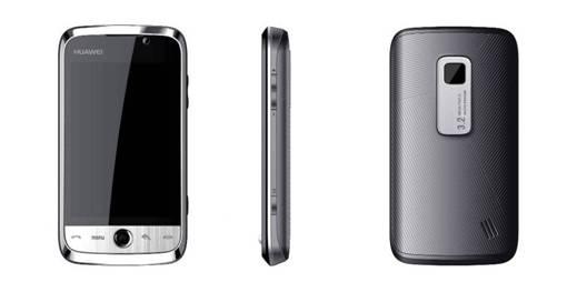 Huawei U8230, smartphone android annunciato ufficialmente!