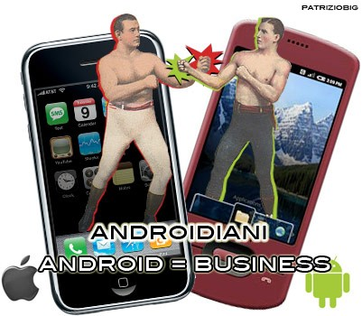 Android: parola d'ordine? Business