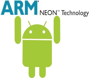 ARM Neon, la tecnologia per il futuro.