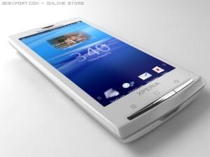 Sony Ericsson Xperia X3 - Prime foto live