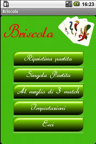 Per le feste natalizie, esce Briscola! il gioco che non poteva mancare!