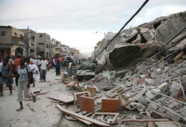 Terremoto Haiti: dai una mano a chi ha bisogno!