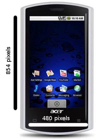 Frammentazione Android:Acer Liquid ci aiuta a fare il punto della situazione!