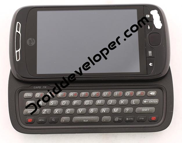 HTC myTouch Slide: ecco le prime foto e alcune specs!