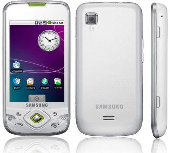 Samsung Galaxy Spica i5700: arriva l'aggiornamento ad Android 2.1