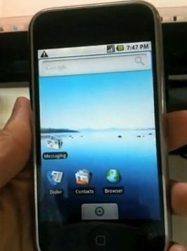 Installare Android su iPhone 2G [Guida + Video]