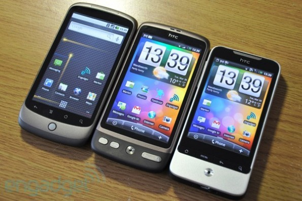 HTC Desire, la recensione di Engadget