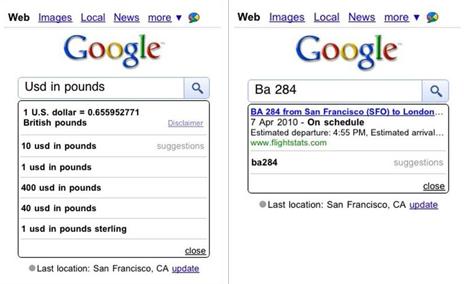 Google: suggerimenti di ricerca anche su Android