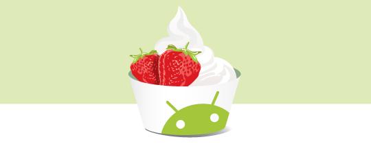 Android 2.2 Froyo in dirittura d'arrivo?