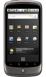 Google tentenna è forse il momento del Nexus One?
