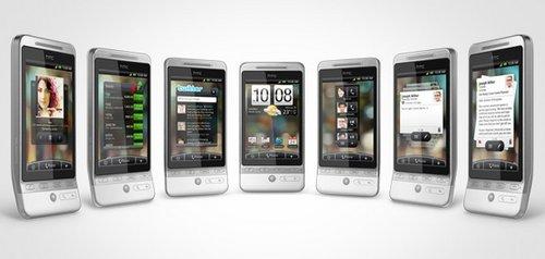 HTC Hero: aggiornamento ad Android 2.1 a Giugno
