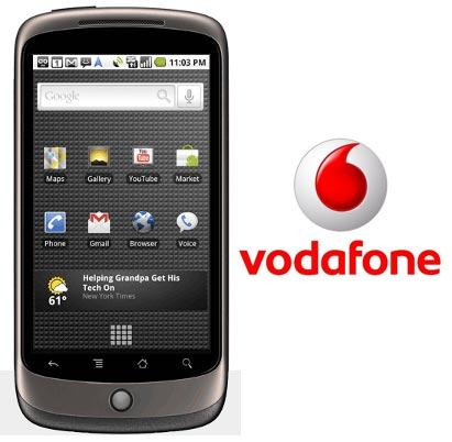 Nexus One disponibile da Maggio con Vodafone