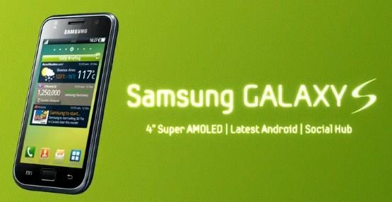 Nuovo spot pubblicitario per il Samsung Galaxy S