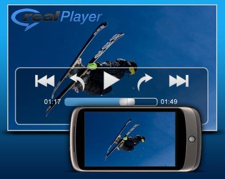RealPlayer - Rilasciata l'applicazione beta per Android