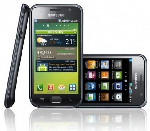 Samsung Galaxy S: confermati da Samsung i 512MB di RAM