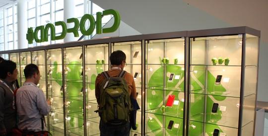 Vetrina Dispositivi Android - Foto di 50+ Telefoni