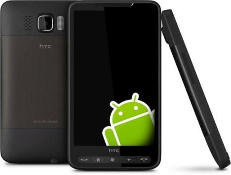 HTC HD2: piccolo passo verso Android