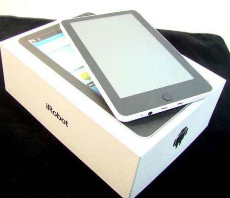 APad iRobot: l'ennesimo clone dell'iPad con Android