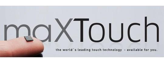 Atmel maXTouch su Samsung Galaxy S - Multitouch Test