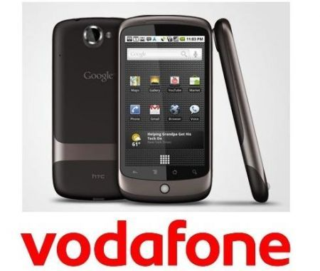 Vinci un Google Nexus One con Vodafone Lab!