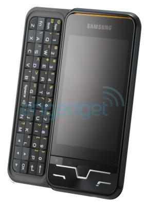 Prima immagine del nuovo Samsung Acclaim R880