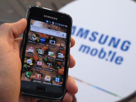 Samsung Galaxy S riceverà l'aggiornamento ad Android 2.2 Froyo