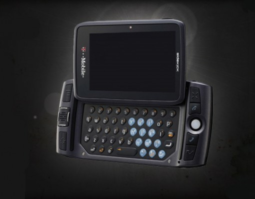 Sidekick Twist con Android 2.1 in arrivo da T-Mobile?