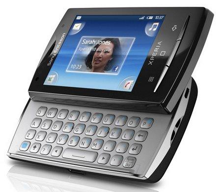 Sony Ericsson: aggiornamento ad Android 2.1 per X10 nel quarto trimestre dell'anno
