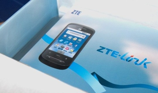 ZTE Link, smartphone Android low cost presentato in Francia