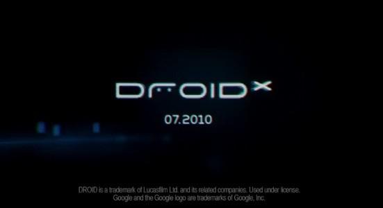 Il Droid X e Droid 2 avranno un processore Snapdragon da 1Ghz? No.