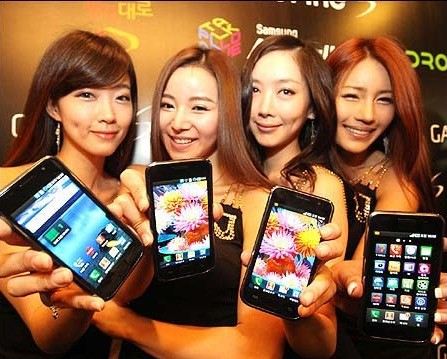 Samsung Galaxy S, vendute in Corea 200.000 unità in soli 10 giorni