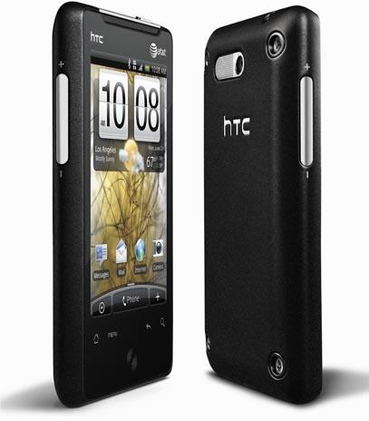 HTC Aria annunciato ufficialmente, con AT&T il 20 Giugno