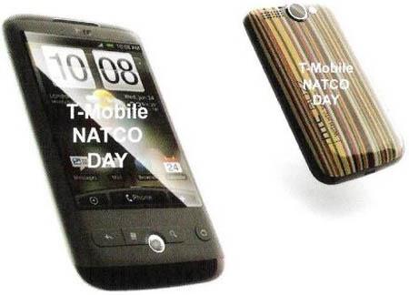 HTC Buzz in arrivo con TIM, Vodafone e 3 Italia?