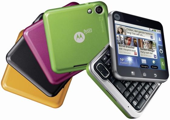 Motorola Flipout, da Luglio in Germania a 349€
