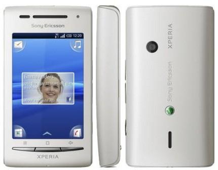 Sony Ericsson Xperia X8 (Shakira), nuove immagini