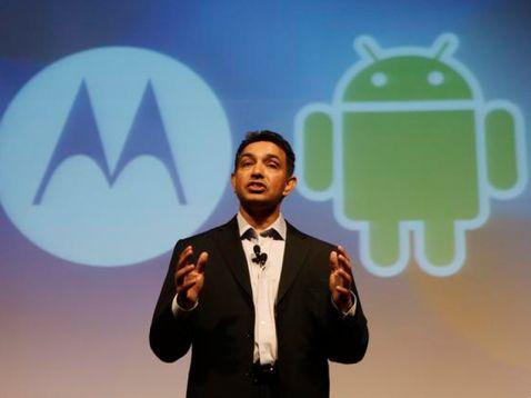 Motorola, smartphone Android con CPU da 2Ghz entro la fine dell'anno