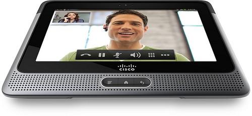 Cisco Cius, un tablet Android da 7 pollici nato per il Business