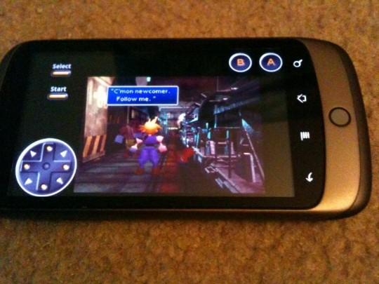 Android, in sviluppo un emulatore PSX da ZodTTD