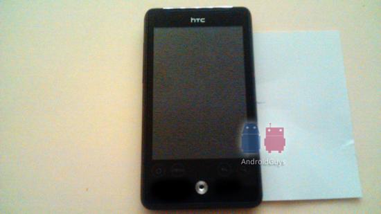 HTC Aria, questo il nuovo device Android per AT&T?
